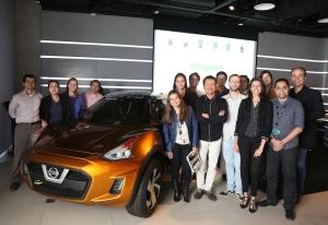 Nissan Inaugura Centro de DiseÒo en Rio
