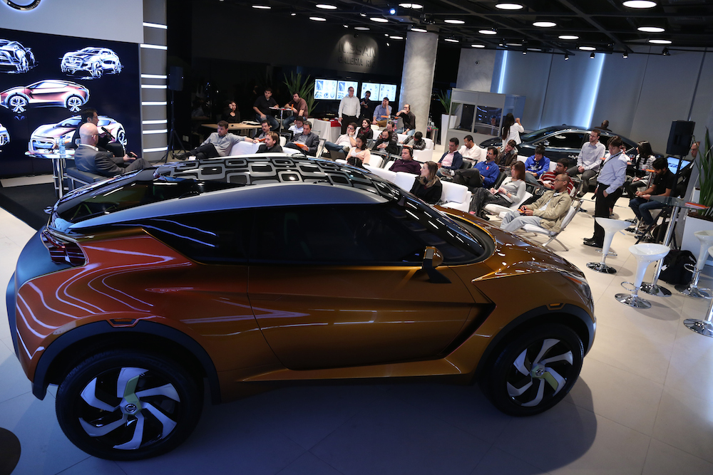 Nissan Inaugurates Satellite Design Studio In Brazil Komarjohari