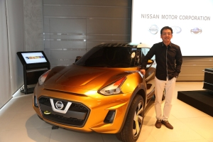 Taro Ueda, Vice President of Nissan Design America (NDA)