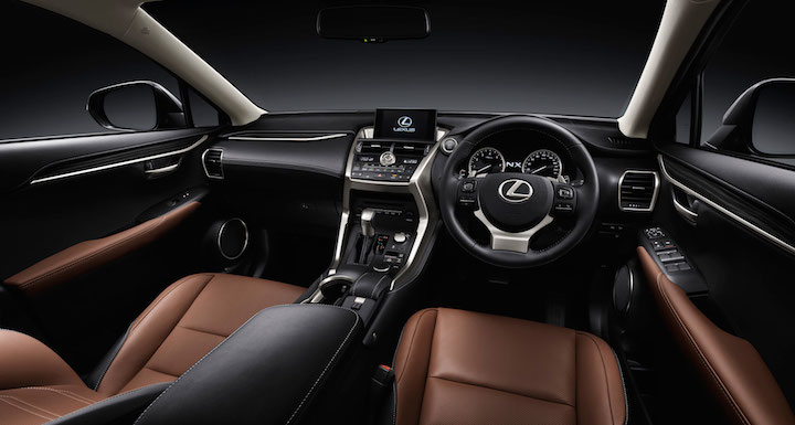 The New Lexus Nx300h A New Sensation In Thailand