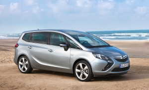 Another choice for the Zafira Tourer: the versatile Opel seven-seater is now available for a very attractive 26,850 euros (RRP incl. VAT in Germany )in a second 1.6 CDTI ecoFLEX version with a power output of 88 kW/120 hp.