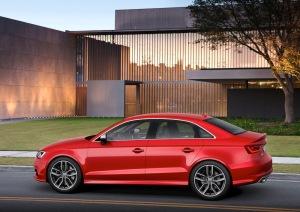 the Audi S3 Sedan