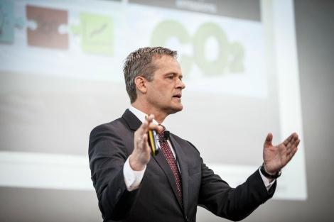 Roundtable mit Markus Schäfer, Mitglied des Breichsvorstandes Mercedes-Benz Cars, Produktion und Supply Chain Management.