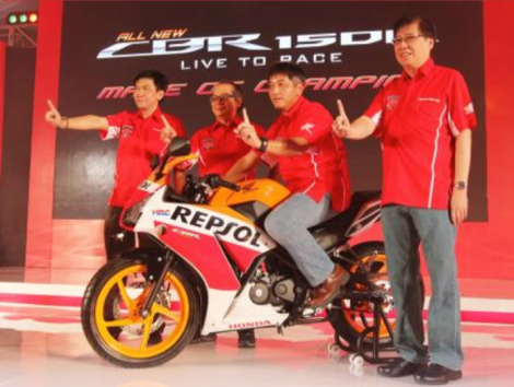 AHM Launches All New Honda CBR150R Made in Indonesia_01