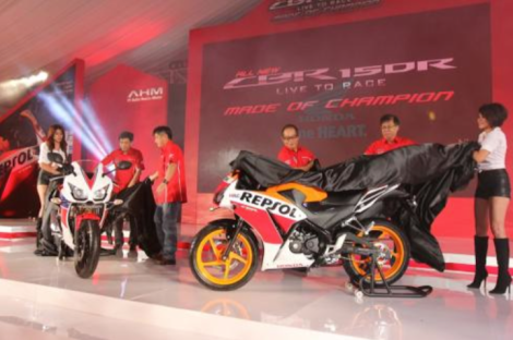 AHM Launches All New Honda CBR150R Made in Indonesia_02