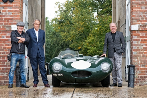 New Film Previews Jaguar's 'Perfect Ten' as Selected by Lord March, Brian Johnson and Ian Callum, for New Jaguar XE Launch