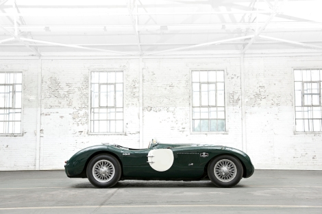 Jaguar C-type 1946