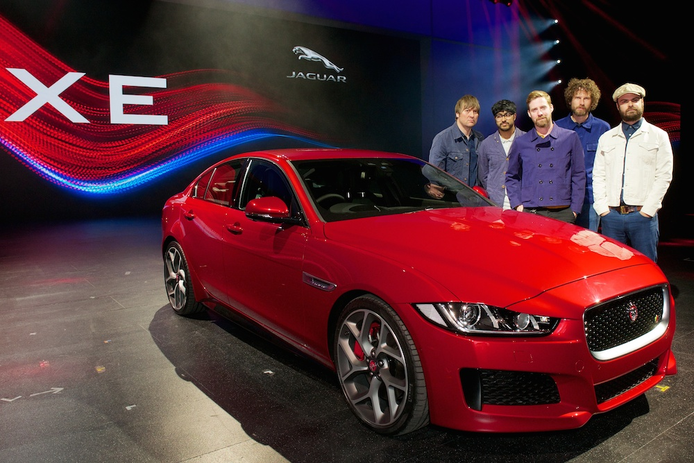 new car launches september 2014Jaguar takes over London to launch the new Jaguar XE to the world