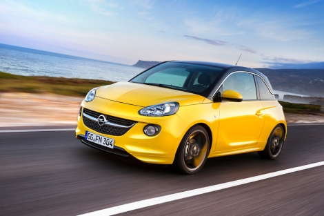 Opel ADAM: The individualisation champion opens up an exciting world of personalised motoring