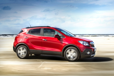 Newcomer to South Africa: Opel Mokka to shake up growing sub-compact SUV segment