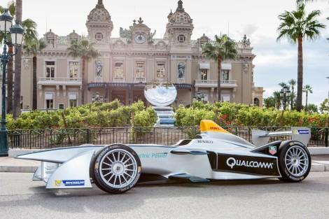 2013  Formula E SparkRenault SRT 01E In Monaco