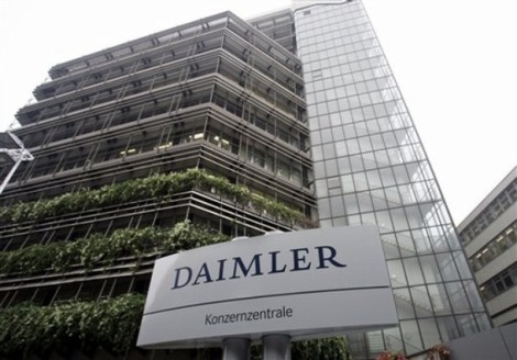 Germany Daimler Shares