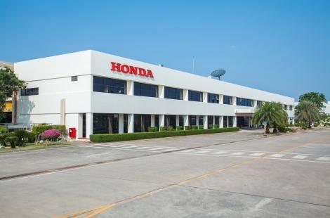 01 Thai Honda buliding