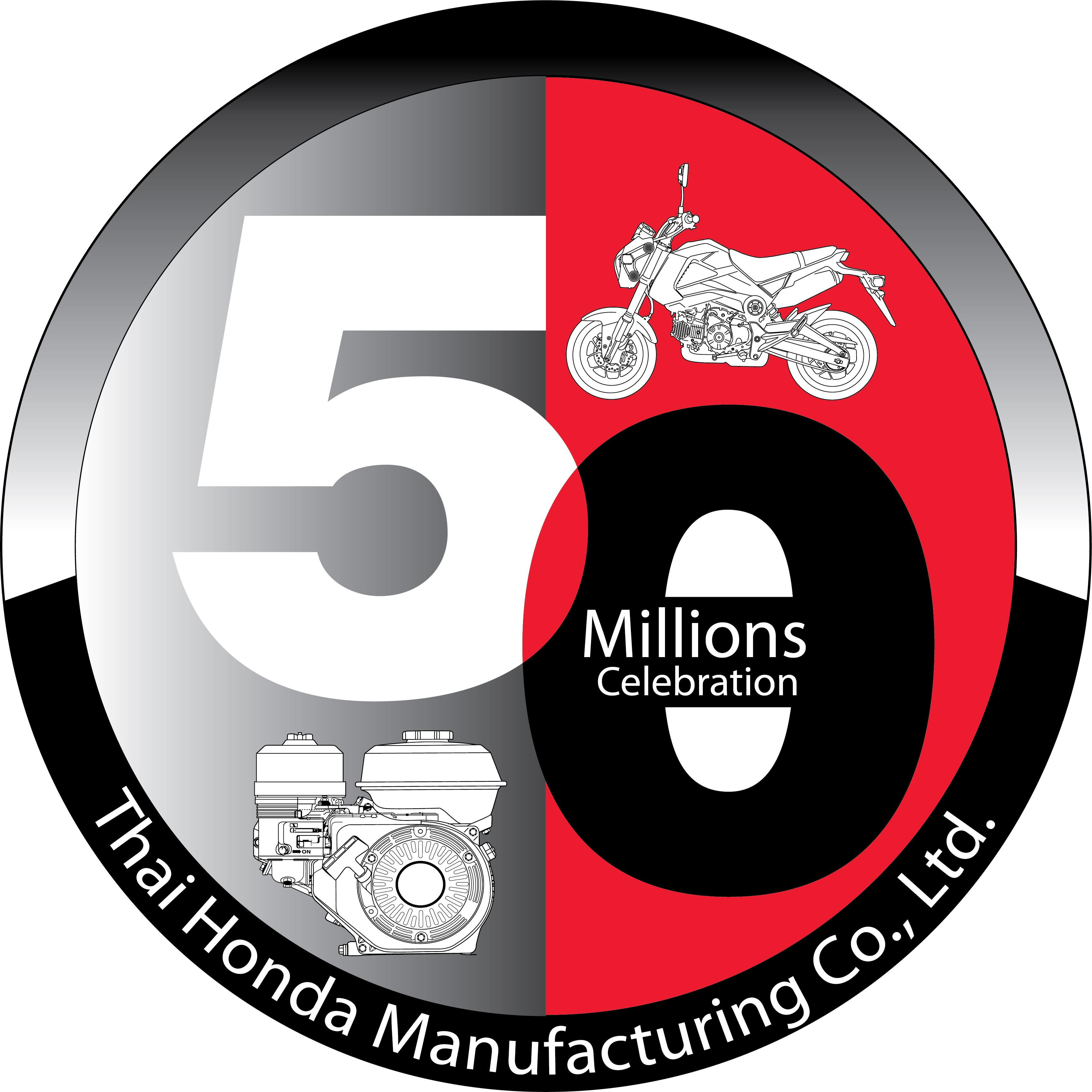 Honda Celebrates Production Of 50 Million Motorcycles And Power