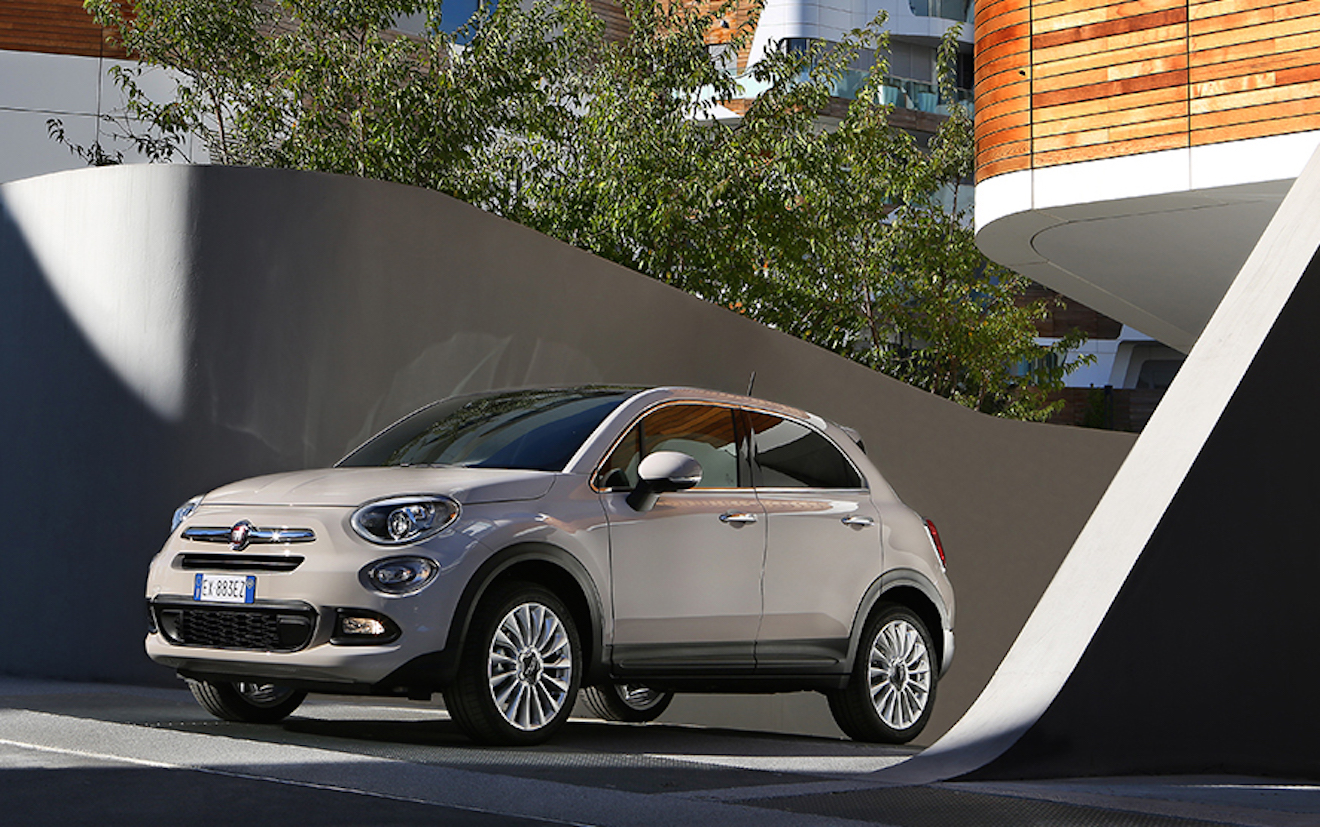 the new fiat 500x crossover komarjohari. Black Bedroom Furniture Sets. Home Design Ideas