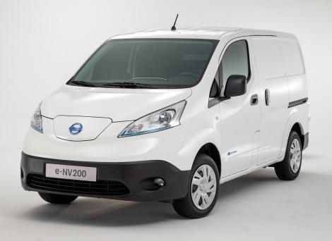 New Nissan eNV200