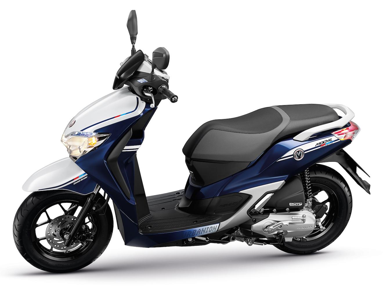 Ap Honda Launches Honda Moove Thailand S First Smart
