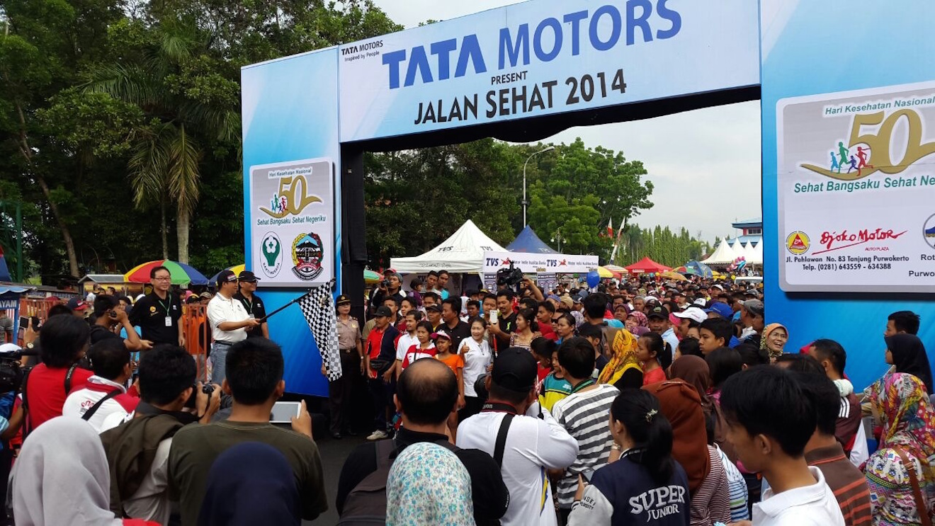 Csr of tata motors report