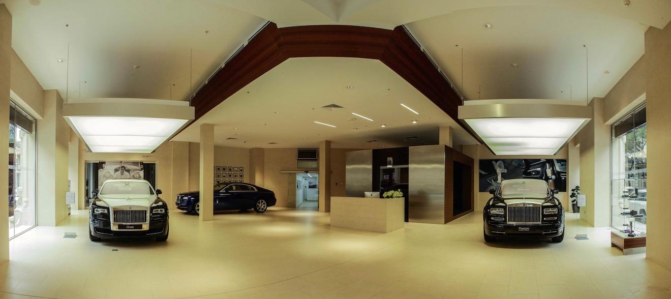 Rolls Royce Motor Cars Opens First Showroom In Azerbaijan