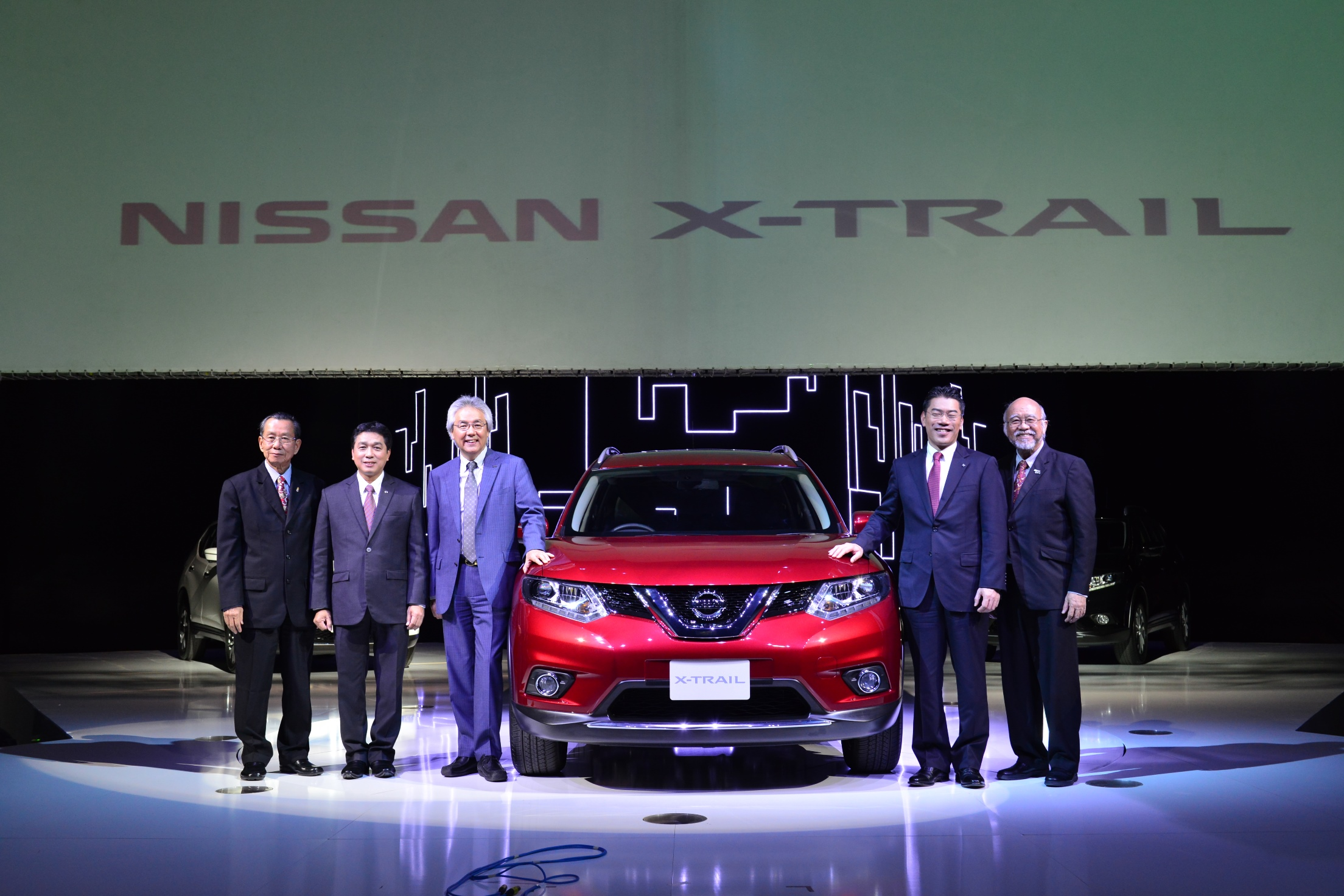 new car launches november 2014Nissan launches the allnew XTrail in Thailand  komarjohari