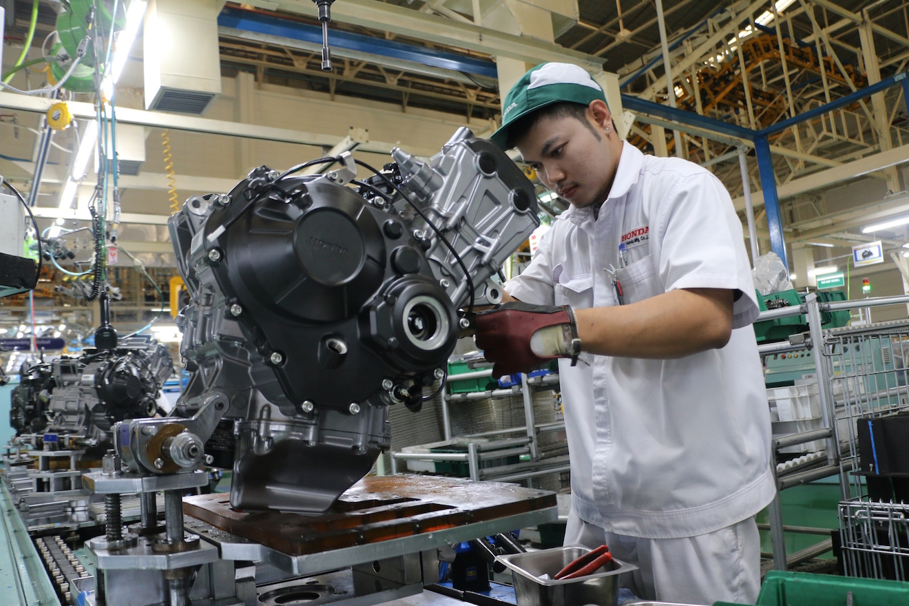honda to expand motorcycle production capacity in indonesia