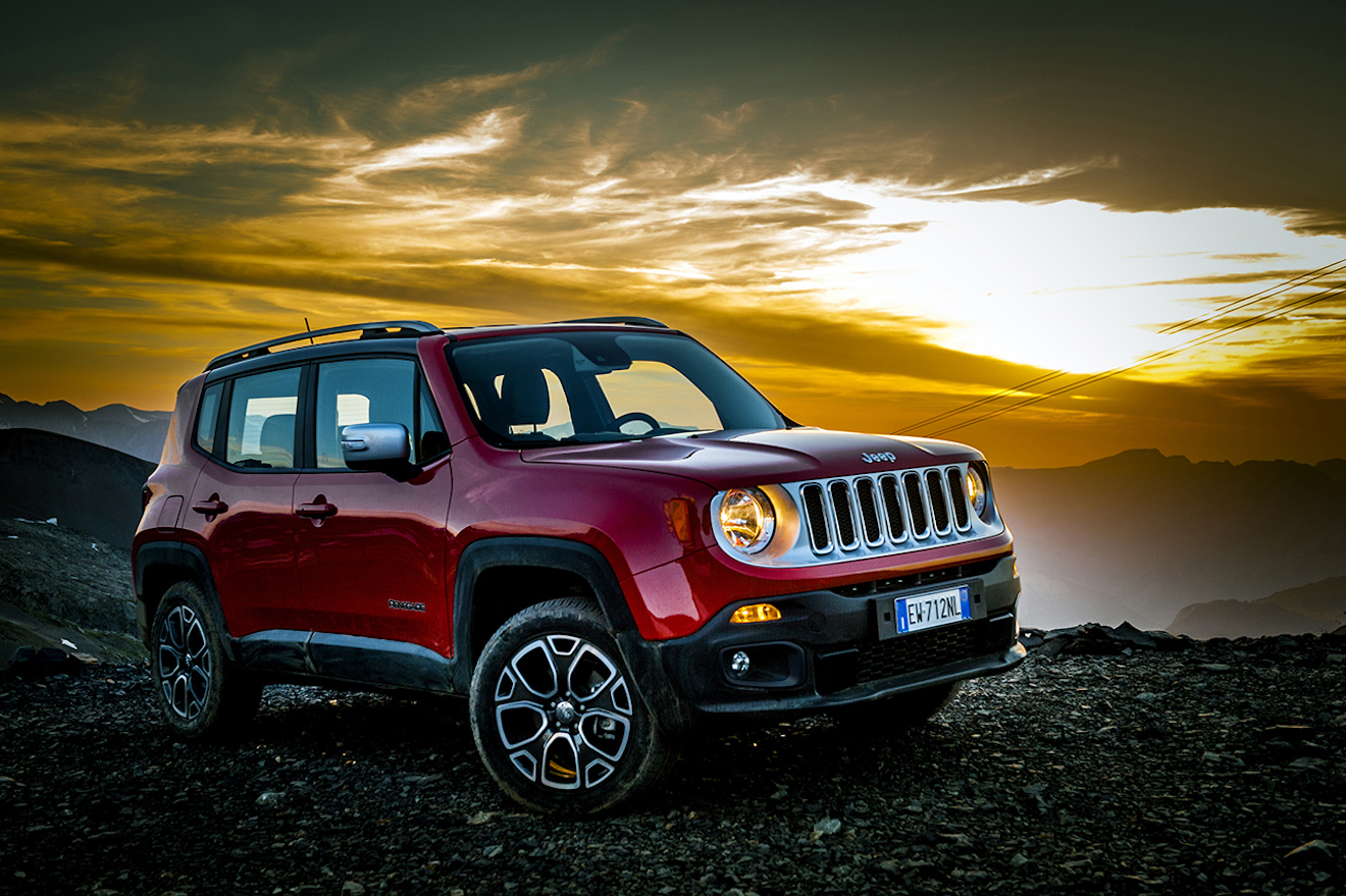 New Additions To The Jeep Renegade Line Up Komarjohari