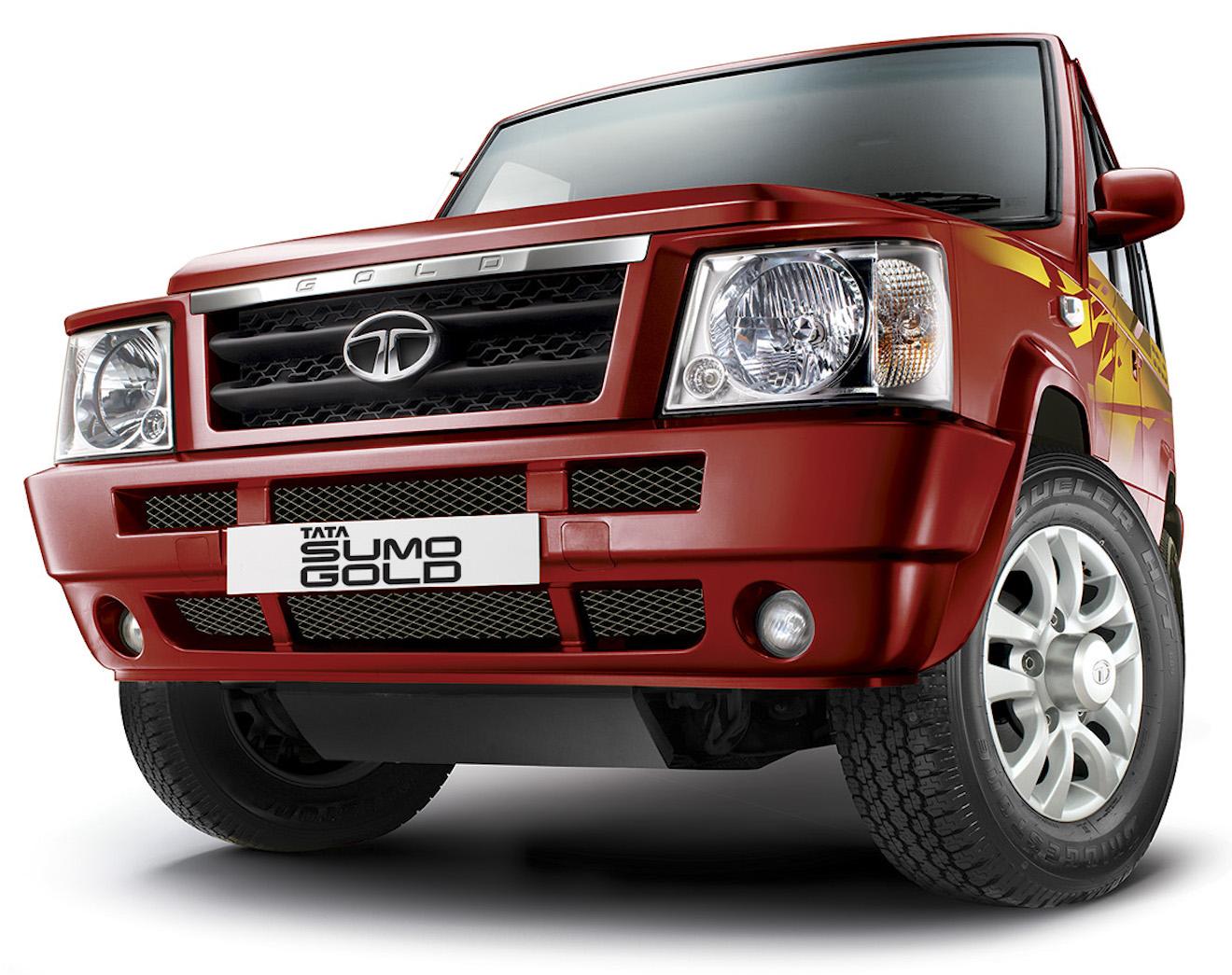 Tata Motors Bags Orders For 1 542 Sumo Gold S Utility