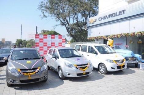 Arihant Chevrolet Aurangabad, Maharashtra, India