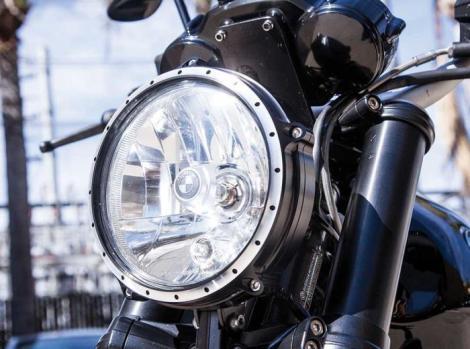RSD Radial Headlight Bezel