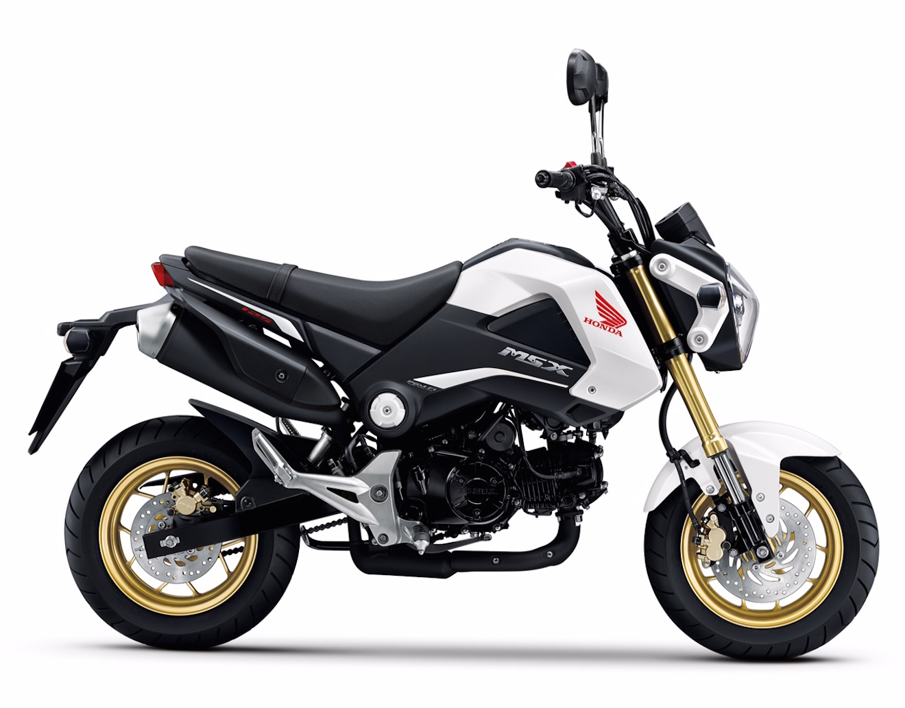 ap honda launches new honda msx125 under clutching my. Black Bedroom Furniture Sets. Home Design Ideas