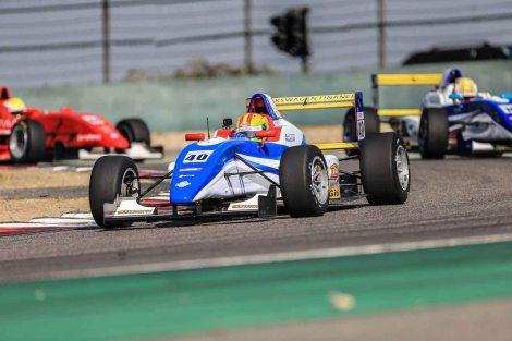 Formula Masters China Series 2014 Champion James Munro