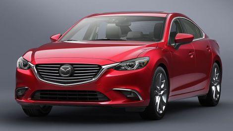 Mazda6/Mazda Atenza (Japanese specification model)