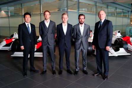 McLaren-Honda 2015