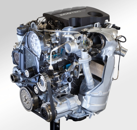 Start of production: The new 2.0-litre diesel engine will roll off the production line Kaiserslautern. The ultra-modern engine already meets strict Euro 6 emission standards.