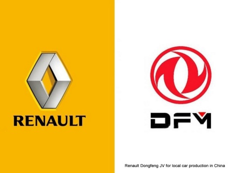 Renault-Dongfeng-JV-for-local-car-production-in-China