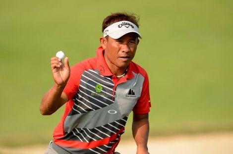 Thailand Golf Championship - Day 1