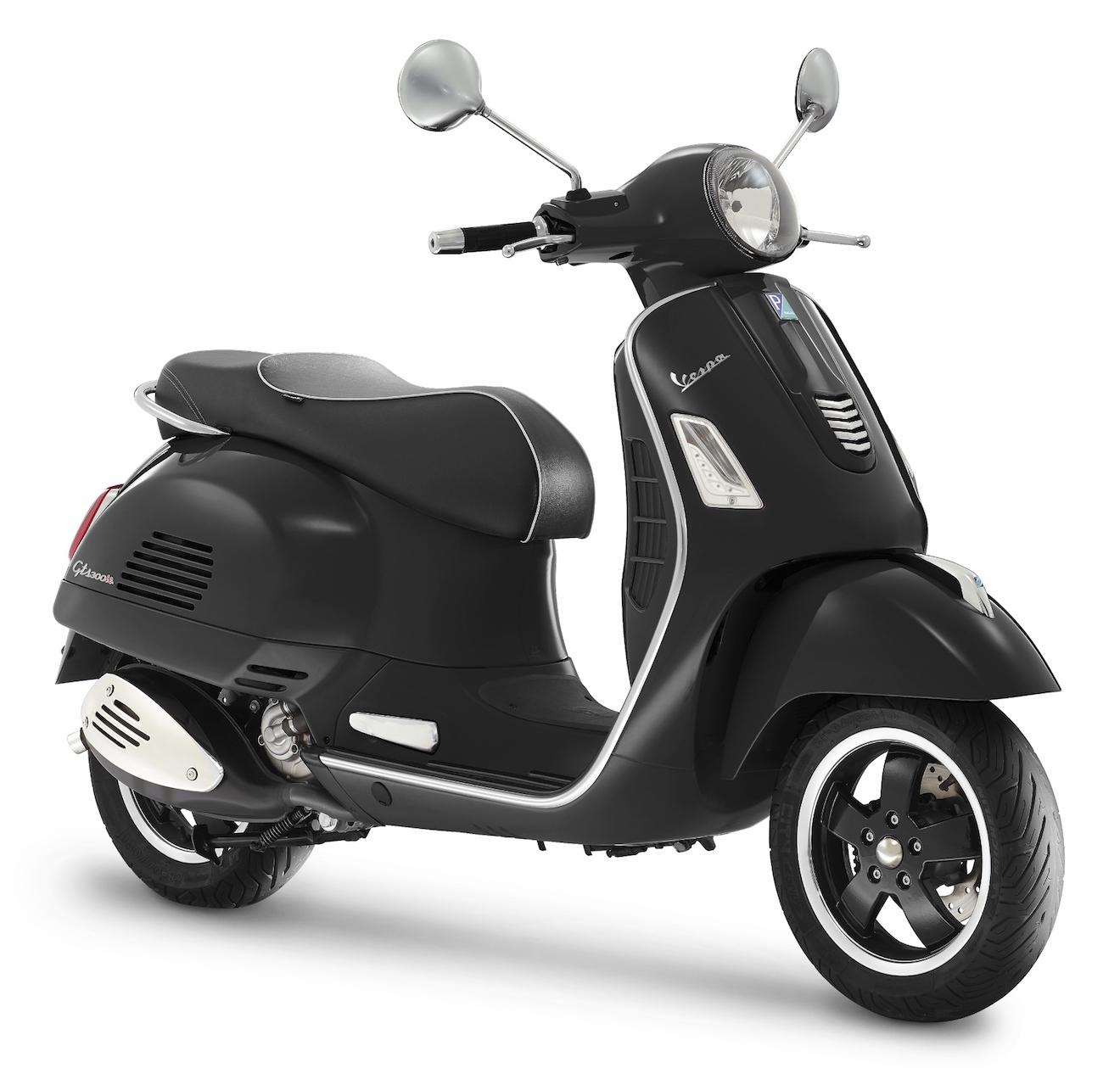All new vespa gts 300 brings pure bred italian innovations for Vespa com italia