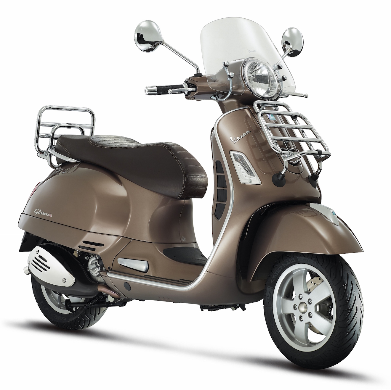 all new vespa gts 300 brings pure bred italian innovations. Black Bedroom Furniture Sets. Home Design Ideas
