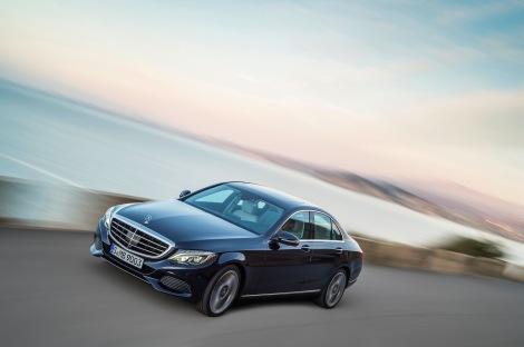 Mercedes-Benz C-Class C 300 BlueTEC HYBRID, Exclusiv Line