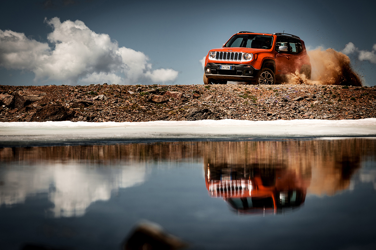 A Record Year For Jeep Registrations Up By 70 In Europe In