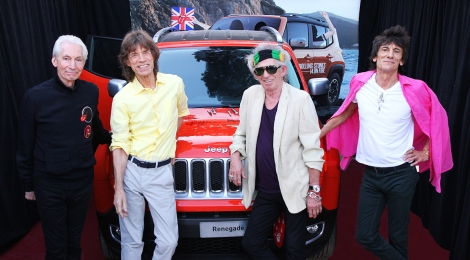 An anonymous buyer has secured the one-of-a-kind vehicle signed by Mick Jagger, Keith Richards, Ronnie Wood and Charlie Watts for $46,000.