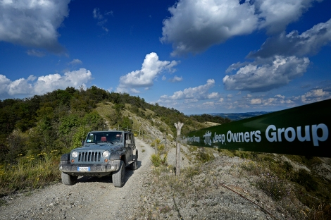 Camp Jeep ITA