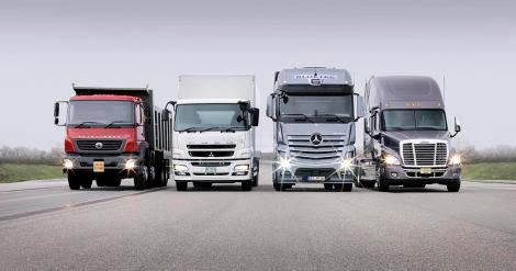 A global reach with a unique portfolio of truck brands is a key strategic element for the future growth of Daimler Trucks.