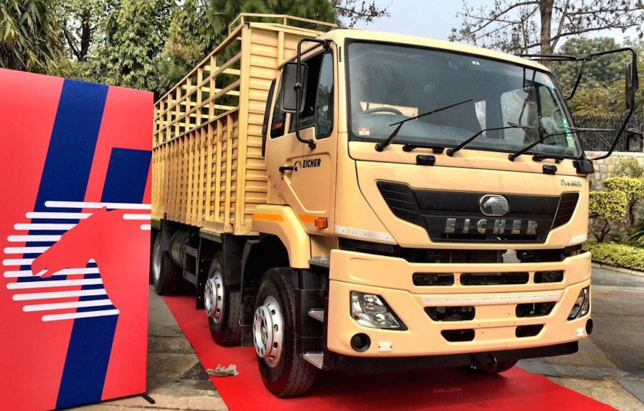 Eicher launches Pro 6000 series – Next generation heavy ...