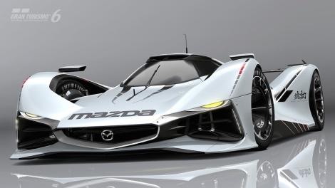 """""""The Mazda LM55 Vision Gran Turismo"""""""