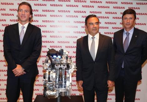 Nissan anuncia produção de moderno motor de três cilindros e