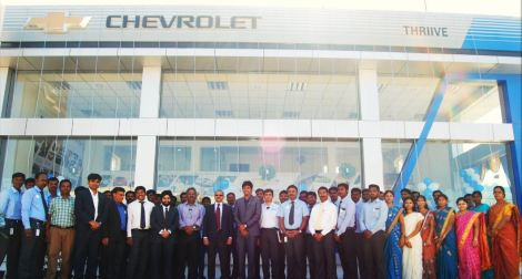 Thriive Chevrolet in Hosur, Tamil Nadu