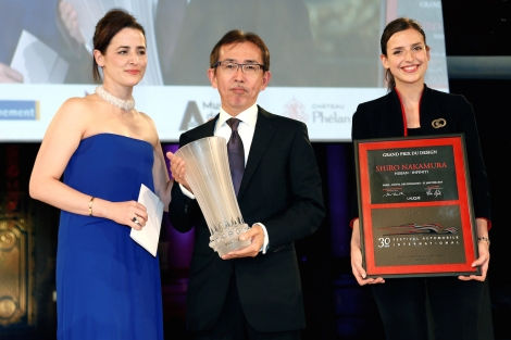 "Nissan Motor Co. Ltd.'s senior vice president for Design and chief creative officer Shiro Nakamura was declared the winner of the ""Grand Prix du Design"" at a gala dinner to open the prestigious International Automobile Festival in Paris."