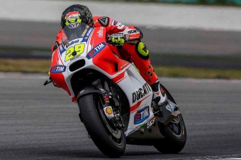 Andrea Iannone (Ducati Team #29)