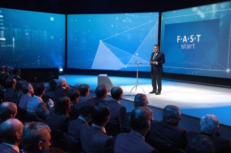 Initiative Volkswagen FAST Volkswagen Konzern definiert Zusammenarbeit mit Lieferanten neu